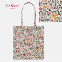 Cath Kidston Flower Patterns Casual Style Unisex Other Animal Patterns