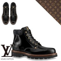 Louis Vuitton Oberkampf Ankle Boots