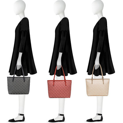 Canvas A4 Office Style Totes