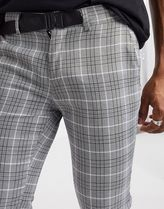 Sixth June Tapered Pants Other Plaid Patterns Tapered Pants