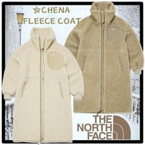 THE NORTH FACE Casual Style Street Style Coats