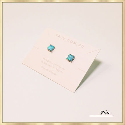 Casual Style Party Style 14K Gold Elegant Style Earrings