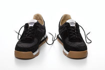 SPALWART Sneakers Unisex Suede Street Style Plain Leather Sneakers 7