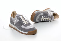 SPALWART Sneakers Unisex Suede Street Style Plain Leather Sneakers 12