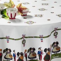 Beauville Unisex Tablecloths & Table Runners