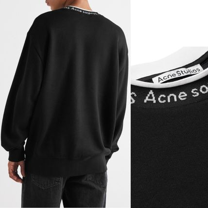 Long Sleeves Cotton Oversized Logo Designers Sweatshirts