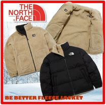 THE NORTH FACE Casual Style Unisex Street Style Fleece Jackets Jackets