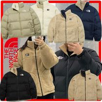 THE NORTH FACE Casual Style Unisex Street Style Shearling Fleece Jackets