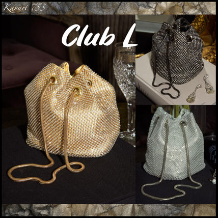 Chain Party Style Purses With Jewels Elegant Style Bridal