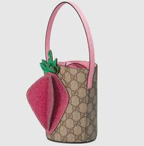 GUCCI Street Style Kids Girl Bags