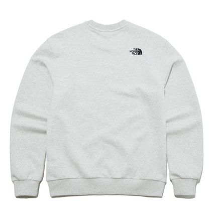 THE NORTH FACE Sweatshirts Unisex Outdoor Sweatshirts 3