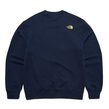 THE NORTH FACE Sweatshirts Unisex Outdoor Sweatshirts 8