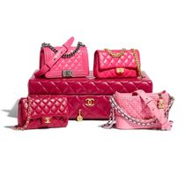 CHANEL Set Of 4 Minis Bags