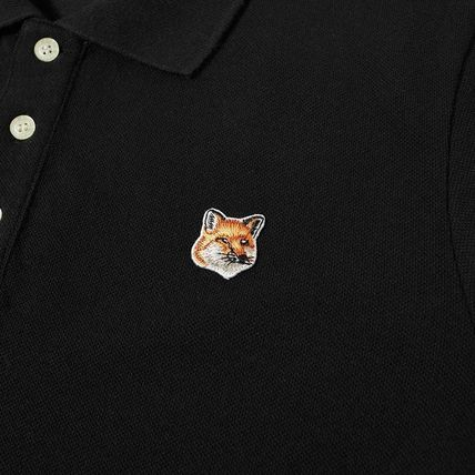 Cotton Short Sleeves Designers Polos