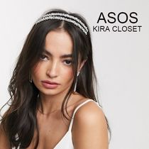 ASOS Casual Style Party Style With Jewels Elegant Style Headbands