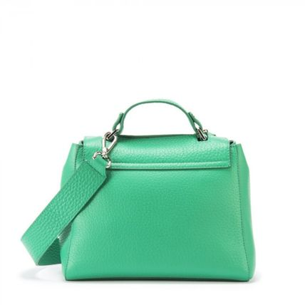 Casual Style Plain Party Style Office Style Crossbody