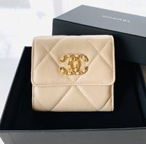 CHANEL TIMELESS CLASSICS Folding Wallets