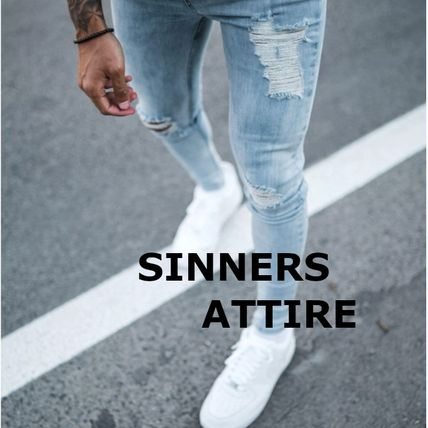 SINNERS ATTIRE More Jeans Jeans