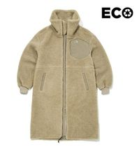THE NORTH FACE WHITE LABEL Casual Style Street Style Logo Coats