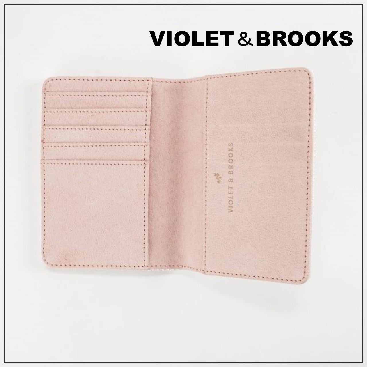shop violet & brooks wallets & card holders