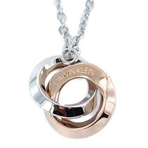 Calvin Klein Unisex Stainless Necklaces & Chokers
