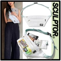 SCULPTOR Casual Style Street Style Shoulder Bags