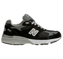 New Balance 993 Leather Low-Top Sneakers
