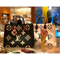 Louis Vuitton MONOGRAM Lv Crafty Onthego Gm
