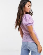 ASOS Short Sleeves Lace Tops