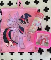 MY LITTLE PONY Unisex Collaboration Baby Slings & Accessories