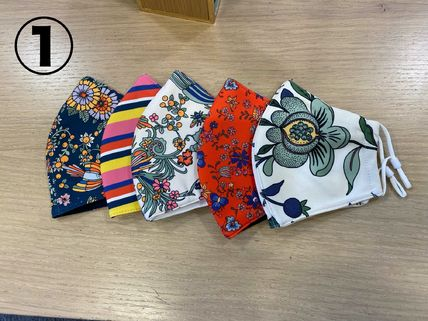 Tory Burch Flower Patterns Paisley Accessories