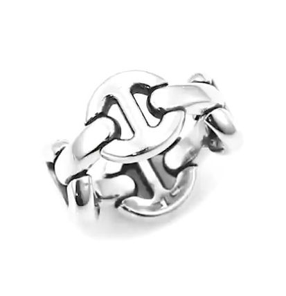 Unisex Silver Rings