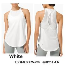 lululemon Icy Color Activewear Tops