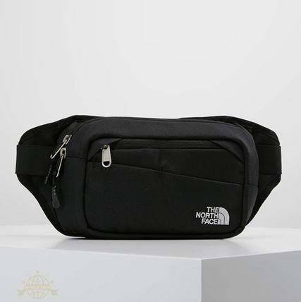 THE NORTH FACE Nylon Plain Crossbody Bag Logo Bags