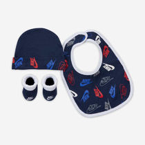 Nike Co-ord Baby Boy Bibs & Burp Cloths