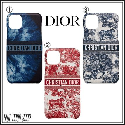 Christian Dior Diortravel Cover For Iphone 11 Pro Max