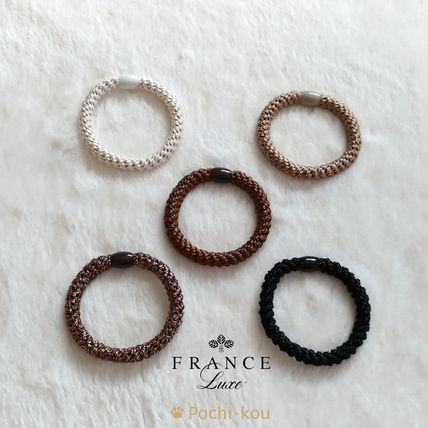 FRANCE Luxe Casual Style Hair Accessories