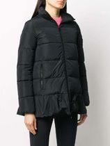 MONCLER Plain Logo Down Jackets
