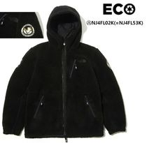 THE NORTH FACE RIMO Casual Style Unisex Street Style Shearling Fleece Jackets