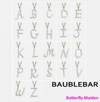Baublebar Costume Jewelry Initial Necklaces & Pendants