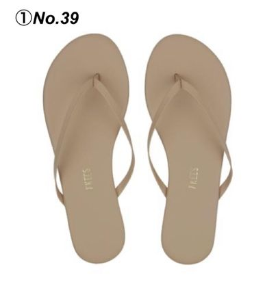 Rubber Sole Casual Style Plain Elegant Style Logo Sandals