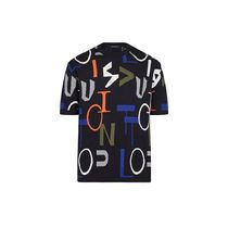 Louis Vuitton More T-Shirts Lv Electric Intarsia T-Shirt 8