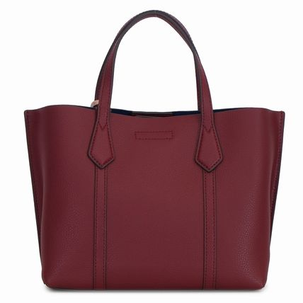 Casual Style Leather Elegant Style Totes
