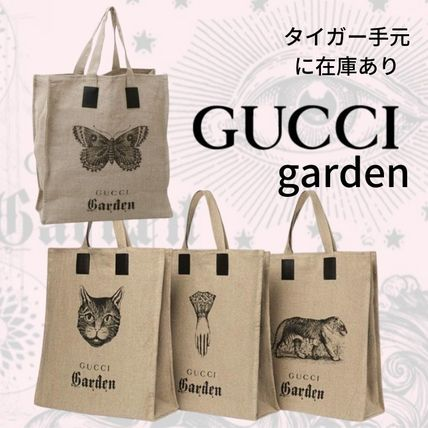 GUCCI Casual Style Unisex Totes