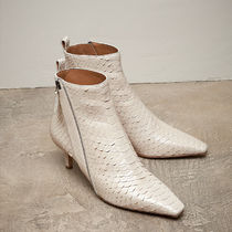BRUNELLO CUCINELLI Casual Style Plain Leather Pin Heels Party Style