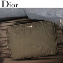 Christian Dior Pouch With Strap