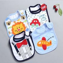 PatPat Co-ord Baby Boy Bibs & Burp Cloths