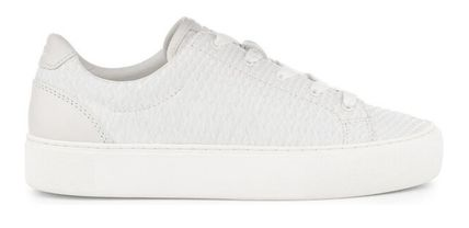 UGG Australia Round Toe Casual Style Plain Low-Top Sneakers
