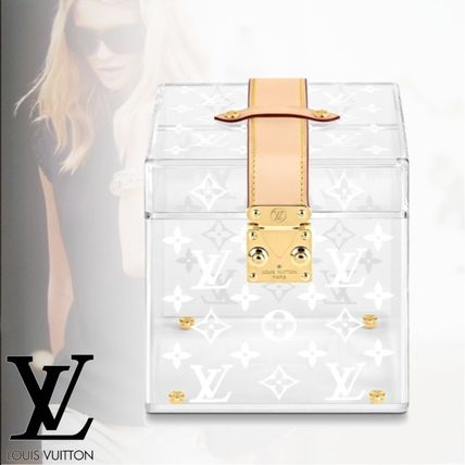 Louis Vuitton Cube Scott Box