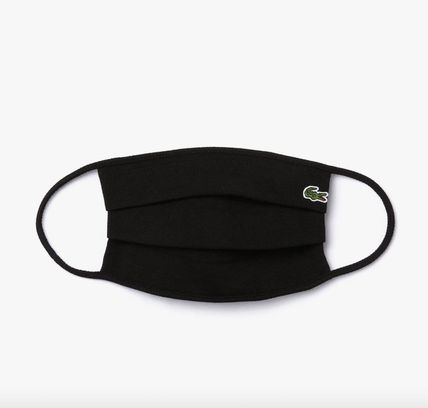 Unisex Street Style Plain Logo Accessories